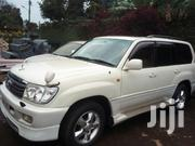 Toyota Land Cruiser 2001 White | Cars for sale in Central Region, Kampala