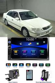 PREMIO DOUBLE DIN CAR RADIO | Vehicle Parts & Accessories for sale in Central Region, Kampala