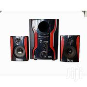 Brand New FΩL FL 2.1 Channel Multimedia Speaker Black Red | TV & DVD Equipment for sale in Central Region, Mukono