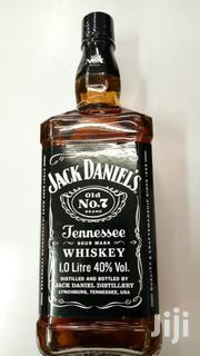 Jack Daniel's Whiskey 1ltr | Meals & Drinks for sale in Central Region, Kampala