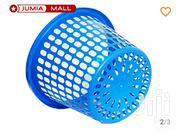 Big Plastic Open Laundry Basket Blue | Home Accessories for sale in Central Region, Kampala