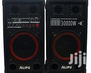 Ailipu 9002 Big Speaker With Bluetooth/USB/AC/Wireless Microphone | Audio & Music Equipment for sale in Central Region, Kampala
