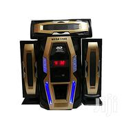 Wegastar Channel Hifi BT Woofer Home Speaker System | Audio & Music Equipment for sale in Central Region, Kampala
