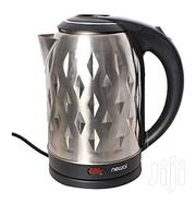 Newal NWL-2685 Stainless Steel Paco Kettle– 1.7litres - Inox | Kitchen Appliances for sale in Central Region, Kampala