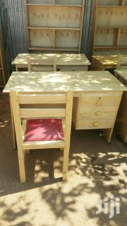 Office Table Plus Chair | Furniture for sale in Central Region, Kampala