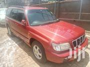 Subaru Forester 2001 Red | Cars for sale in Central Region, Kampala