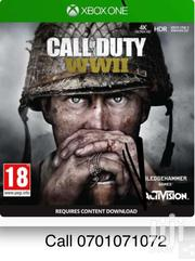 CALL OF DUTY WW2 XBOX ONE | Video Game Consoles for sale in Central Region, Kampala