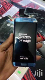 Samsung Galaxy S7 edge 32 GB Blue   Mobile Phones for sale in Central Region, Kampala