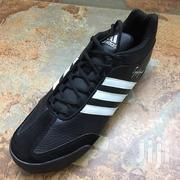 Adidas Black White Sneakers | Shoes for sale in Central Region, Kampala