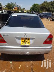 Mercedes-Benz C200 1996 Silver | Cars for sale in Central Region, Kampala