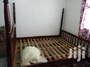 Wooden Bed | Furniture for sale in Central Region, Kalangala