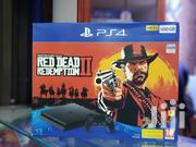 Ps4 Slim Red Dead Redemption 2 Bundle | Video Game Consoles for sale in Central Region, Kampala