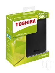 Brand New 500 GB External Hard Disk   Computer Hardware for sale in Central Region, Kampala