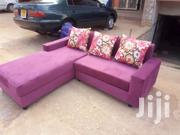Lady Janat Purple Min L SOFA Set, Ready For Sale Now Now | Furniture for sale in Central Region, Kampala