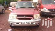 Mitsubishi Pajero IO 2004 Model, Maroon Color | Cars for sale in Central Region, Kampala