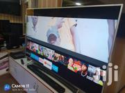 75 Inches Samsung Q Led Curve Smart Tv | TV & DVD Equipment for sale in Central Region, Kampala