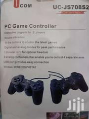 PC TWIN SHOCK VIBRATION JOYPAD GAME PADS | Laptops & Computers for sale in Central Region, Kampala
