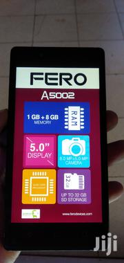 Fero A5002 8 GB Gold | Mobile Phones for sale in Central Region, Kampala