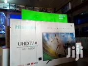 Hisense 65 Inches Smart Uhd(4K) Digital/Satellite Flat Screen TV | TV & DVD Equipment for sale in Central Region, Kampala