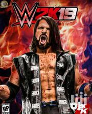 Wwe 2k19 Pc Game   Video Game Consoles for sale in Central Region, Kampala
