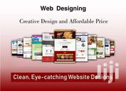 Creative Website Design | Computer & IT Services for sale in Central Region, Kampala