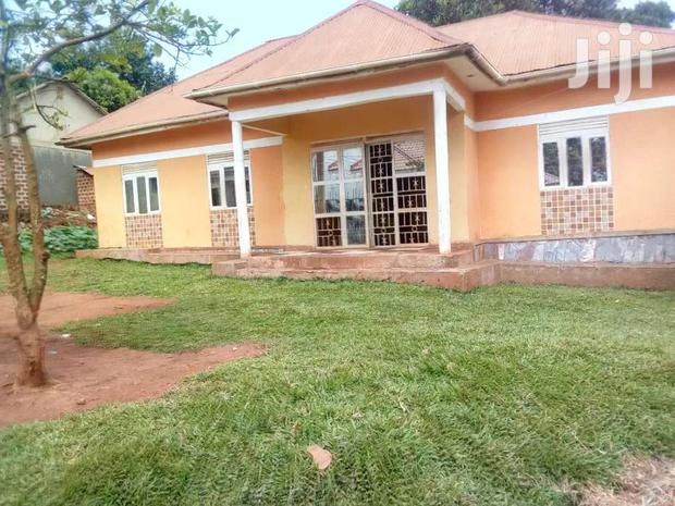 Archive: Very Big Home On Quick Sale In Namasuba Ndejje With Three Bedrooms