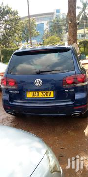 Volkswagen Touareg 2008 3.0 V6 TDi Automatic Blue | Cars for sale in Central Region, Kampala