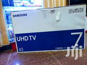 Brand New Samsung 43inch Smart Uhd 4k Tv | TV & DVD Equipment for sale in Central Region, Kampala
