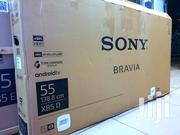 Brand New Sony Bravia 55inch Android Uhd 4k Hdr Tv | TV & DVD Equipment for sale in Central Region, Kampala