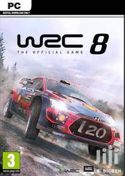 WRC 8 PC Game   Video Games for sale in Central Region, Kampala