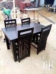 4 Seater Black Dinning Set | Furniture for sale in Central Region, Kampala