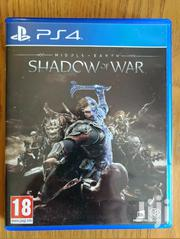 Shadow Of War For PS4 | Video Games for sale in Central Region, Kampala