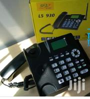 SQ Landline Phone | Accessories for Mobile Phones & Tablets for sale in Central Region, Kampala