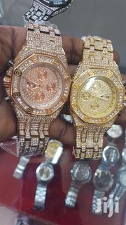 Ice Gold And Silver Classic Watches | Jewelry for sale in Central Region, Kampala