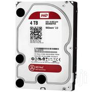 4TB Wd Hard Drive Wd-red 4 Terabytes (Brand New) At 0days | Computer Hardware for sale in Central Region, Kampala