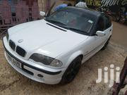 BMW 318i 2002 White | Cars for sale in Central Region, Kampala