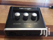 Behringer 2*2 Sound Card | Audio & Music Equipment for sale in Central Region, Mukono