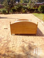 Wooden Bed | Furniture for sale in Central Region, Kampala