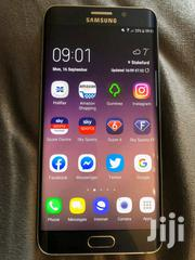 New Samsung Galaxy S6 Edge Plus 64 GB Black   Mobile Phones for sale in Central Region, Kampala
