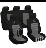 Black Gray Sport Series Seat Covers | Vehicle Parts & Accessories for sale in Central Region, Kampala