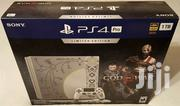 New Sony Playstation 4 Pro Limited Edition God Of War 1TB Console | Video Game Consoles for sale in Western Region, Kabale