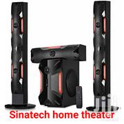 Sinactech Home Theater St- 8008-2000w-black   Audio & Music Equipment for sale in Central Region, Kampala