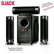 Djack DJ Bluetooth Home Theater Multimedia Speaker System | Audio & Music Equipment for sale in Central Region, Kampala