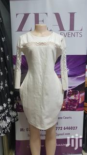 White Lace Mini Dress | Clothing for sale in Central Region, Kampala