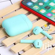 Bluetooth Earphones With Base Just Like Airpods. | Accessories for Mobile Phones & Tablets for sale in Central Region, Kampala