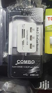USB Hub Combo With Cardreader 2.0 | Computer Accessories  for sale in Central Region, Kampala