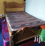 4by6 Bed For Sale With Mattress | Furniture for sale in Central Region, Kampala