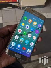 Samsung S6 Edge With Small Crack | Mobile Phones for sale in Central Region, Kampala