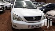 New Toyota Harrier 2005 White | Cars for sale in Central Region, Kampala