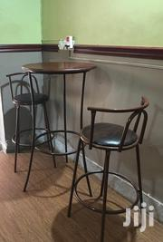 High Table And Two Chair Set | Furniture for sale in Central Region, Kampala